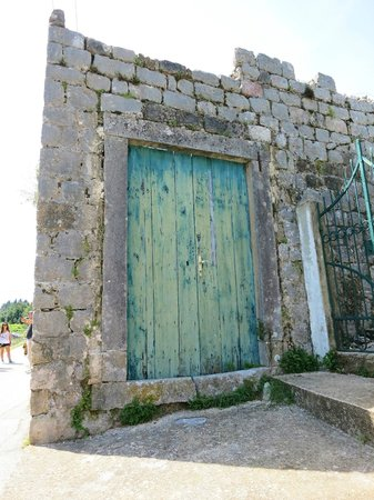 Elafiti Islands, Croatie : Beautiful door