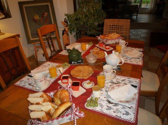Le Verger du Sausset: petits déjeuners