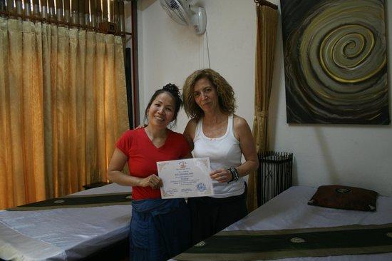 sabai de ka massage school chiang mai 2017 ce qu 39 il. Black Bedroom Furniture Sets. Home Design Ideas