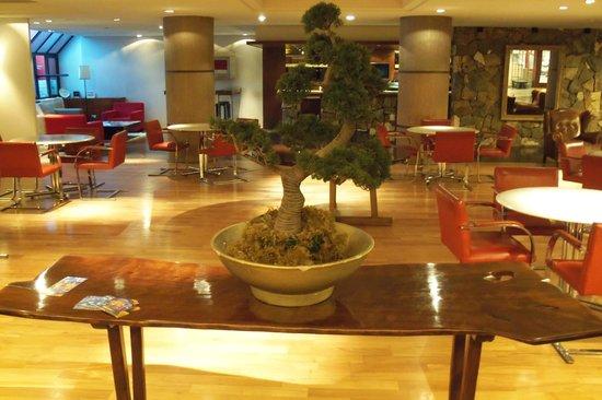 Panamericano Bariloche: Hotel lobby