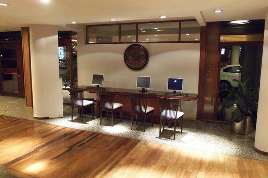 Panamericano Bariloche: Business Centre