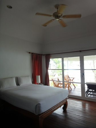 Bay View Resort : Chambre