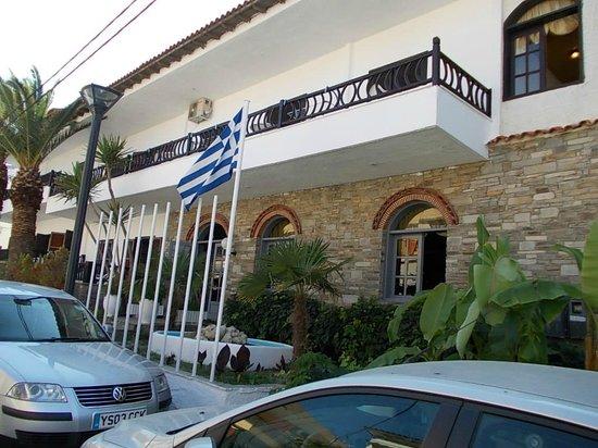 Polychrono, Греция: Hotel