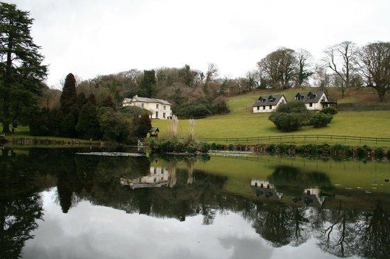 Rosecraddoc Manor: The beautiful grounds