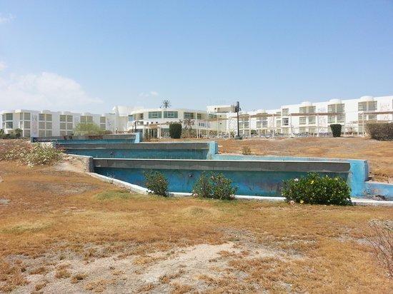Sun Hotel Raouf: vista della piscina