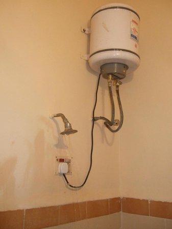 Vasco Residency: Death Shower