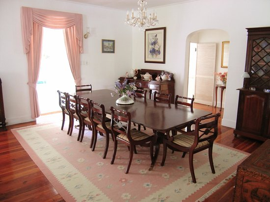 Gibbes House: Lovely dining area