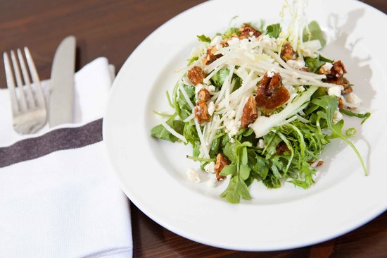 The Bank Food and Drink: Fresh Salads