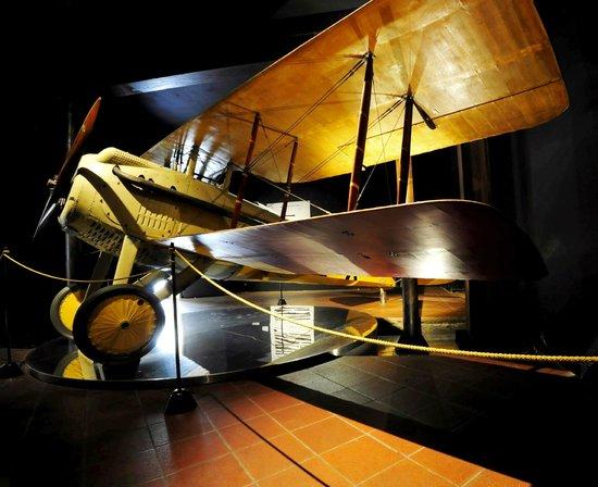 Museo Francesco Baracca: Spad S. VII