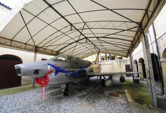 Museo Francesco Baracca: Fiat G91Y