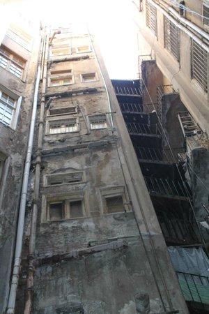 Meramees Hostel: Вид из окна
