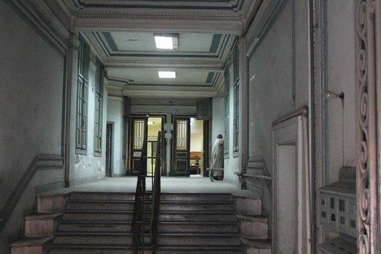 Meramees Hostel: Внутри здания