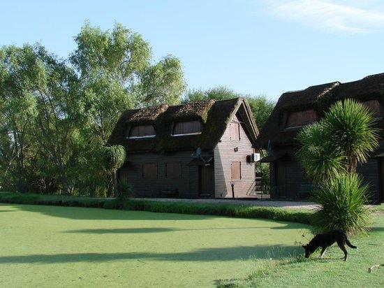 Punta Pueblo: Cabaña