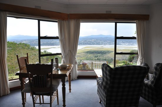 Brenton Hill Self Catering: view