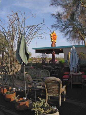 Boynton's - Hacienda del Sol: Lobby