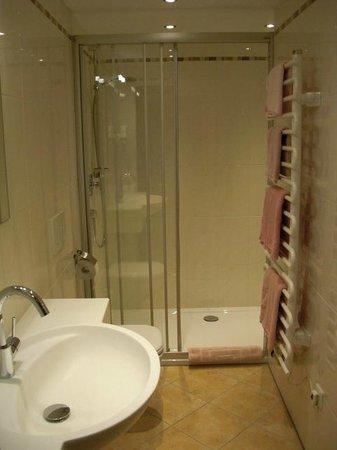 Apartments Herold: Beispiel Badezimmer
