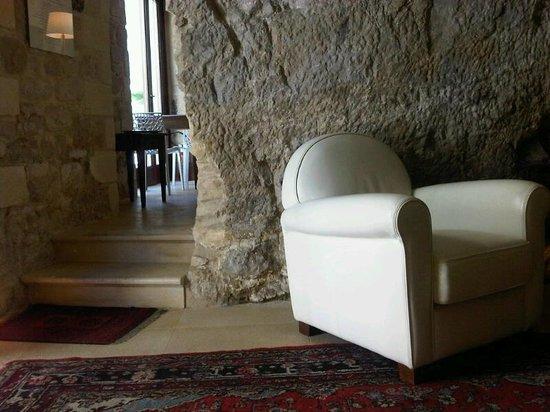 Locanda Don Serafino : Ingresso con vista alla sala colazioni