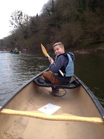 Ross on Wye Canoe Hire - Day Trips: let the fun begin!