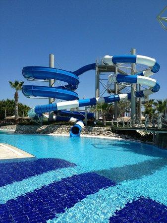 Limak Limra Hotel & Resort : Water Slide