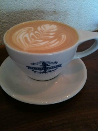 Photo of American Restaurant Barista Parlor at 519b Gallatin Ave, Nashville, TN 37206, United States