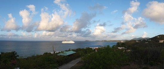 Villa Marbella Suites: Morning cruise arrival