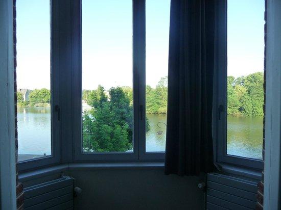 Auberge de Jeunesse de Namur : Nice view