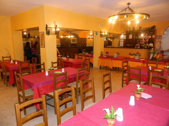 Trattoria Chicchirichi : Sala ristorante
