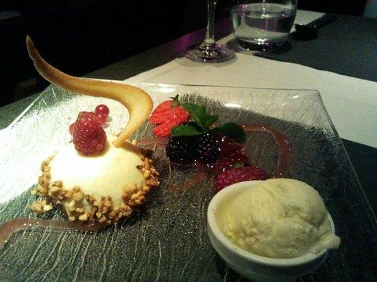 Le Baoli : Cheesecake...squisito