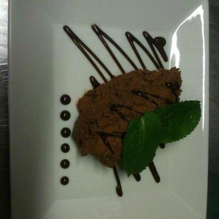 El Boqueron : Mousse au chocolat