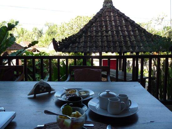 Pariliana, Maison et Table d'Hotes a Bali: Petit déjeuner au Pariliana