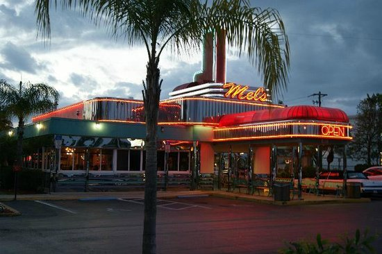 La Quinta Inn Fort Myers Central: Mel's Diner