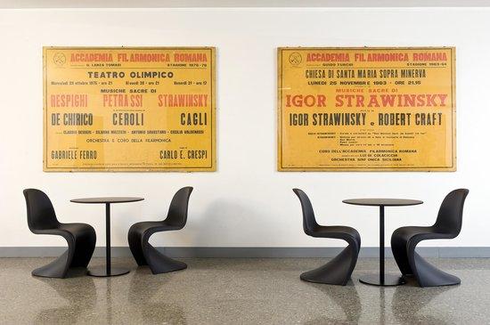 Teatro Olimpico: Corridoio superiore