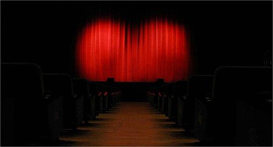 Teatro Olimpico: sipario