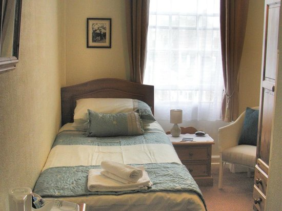 Wadham Guesthouse : Standard Single En-Suite