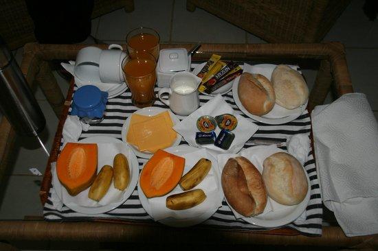 Residencial Reggio Emilia: colazione