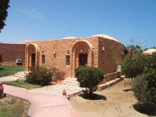 "CLUB CALIMERA Habiba Beach: Chaque ""bloc"" comporte 2 chambres"