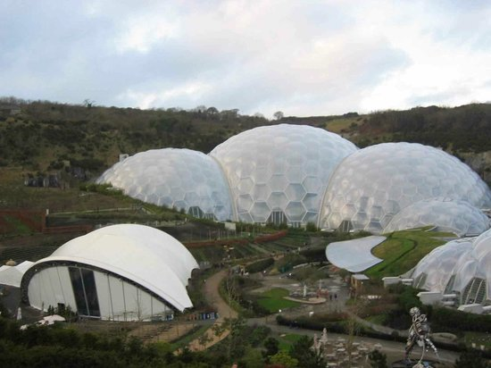 Polraen Country House Hotel: Eden Project