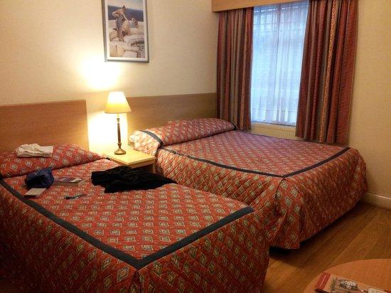Chrysos Hotel: Sov gott!