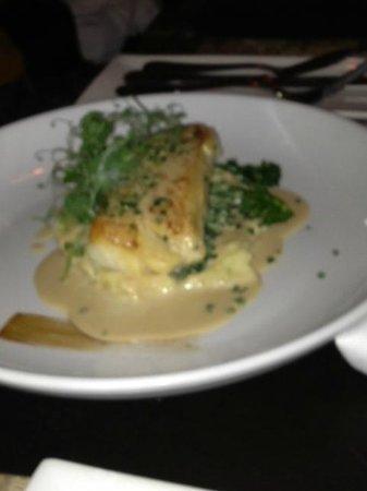 Vertige : Cod Fish & potato puree