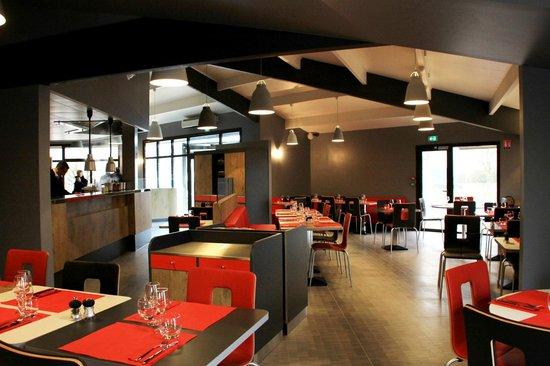 Ibis Amboise: restaurant