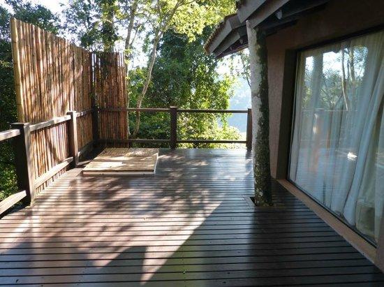 Loi Suites Iguazu: area externa vila