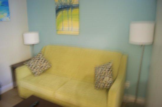 Silver Palms Inn: Addional sitting area