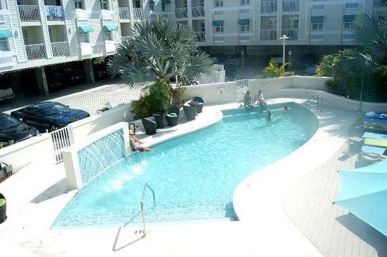 Silver Palms Inn: The swimming pool