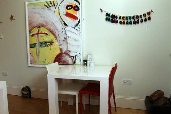 Bedlam House: Dinning Room Art
