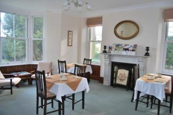 The Limes Country Guest House: Dining Room