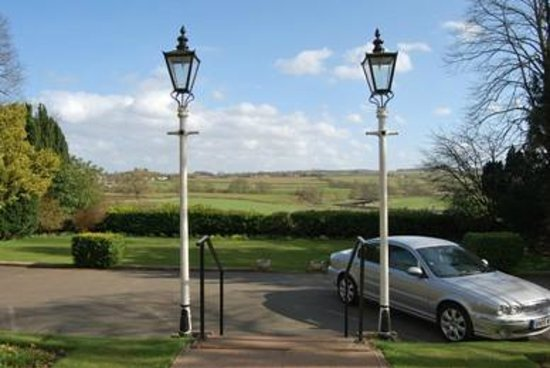 The Limes Country Guest House: View from house of Eamont Valley