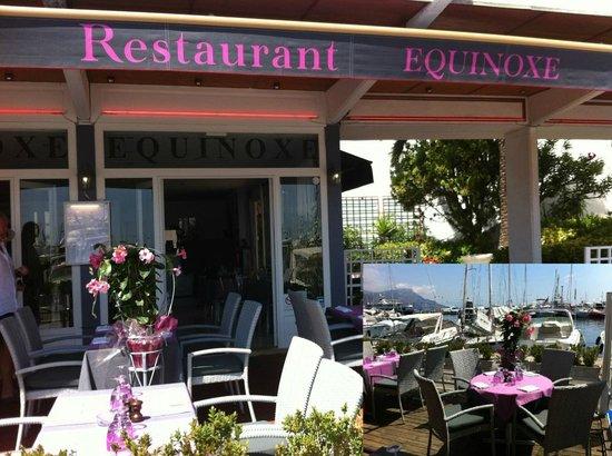 Equinoxe : Restaurant