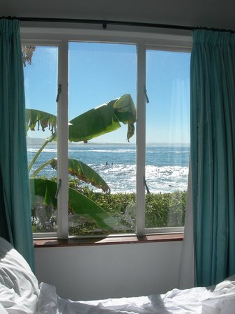 Land's End Guest House: View from apartment
