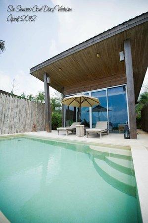 Six Senses Con Dao: villa