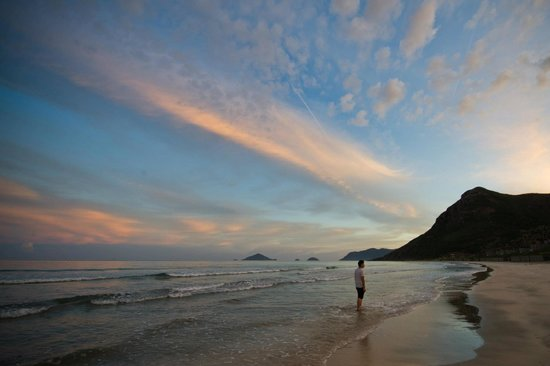 Six Senses Con Dao: amazing sunset